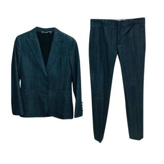 Gucci Cotton Suit