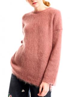 Max Mara Raggi Knit Mohair Sweater