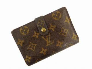Louis Vuitton Portefeuille Viennois Brown Monogram Wallet