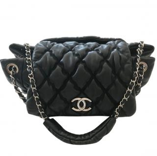 Chanel quilted bubble bag