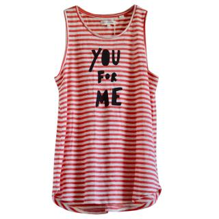 Chinti & Parker 'You For Me' Tank Top