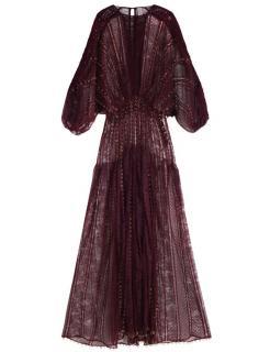 Zimmermann Rhythm Links Gown