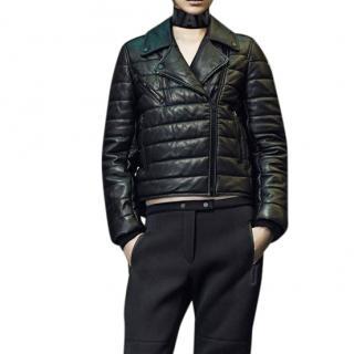 ALEXANDER WANG X H & M  leather jacket