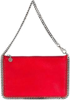 Stella McCartney Red Falabella Clutch