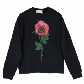 Christopher Kane Beauty and the Beast sweatshirt