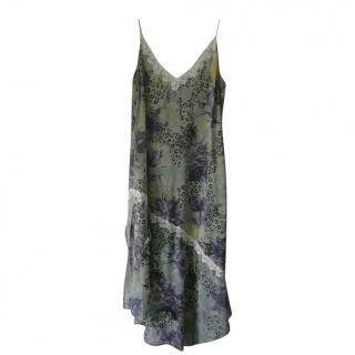 La Perla Silk Leopard Dress