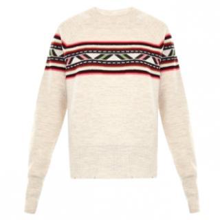 Isabel Marant wool blend jumper