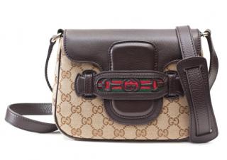 Gucci Dressage Crossbody Bag