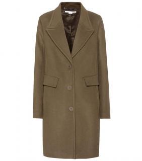 Stella McCartney Marcelline wool coat