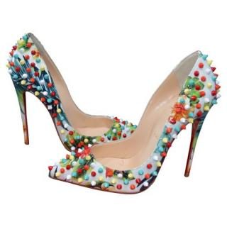 Christian Louboutin Escarpins So Kate 120