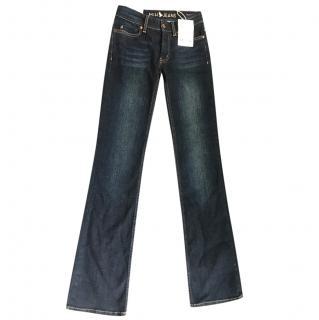 MIH London Subtle Bootcut Jeans