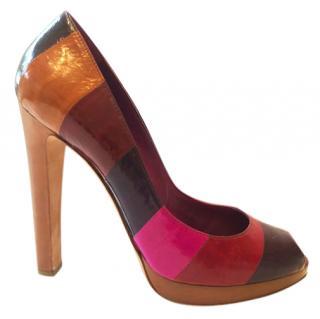 Sergio Rossi Pelle Anguilla shoes