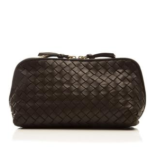 Large Bottega Veneta Cosmetic Clutch