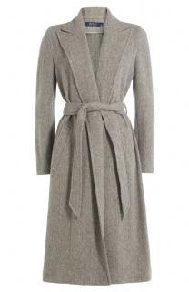 Polo Ralph Lauren Long Grey Coat