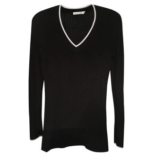 Rag & Bone Black & White Sweater