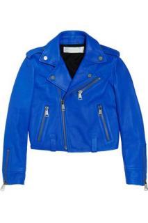 Victoria Victoria Beckham Cropped Biker Jacket