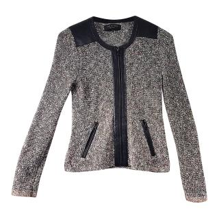 Rag & Bone 'Lory' lightweight boucle jacket