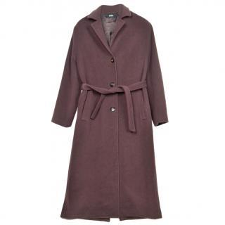 Boss Hugo Boss Wool Coat