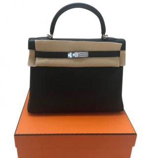 Hermes Kelly bag 32cm retourne style