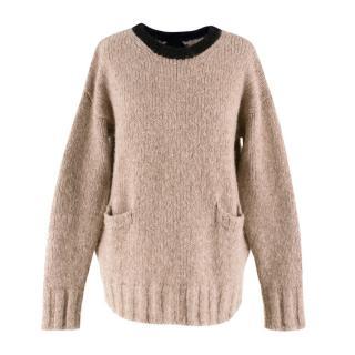 Marni Alpaca Wool-blend Jumper