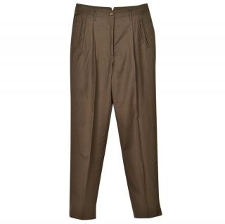 Bally Brown Trousers