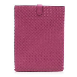Bottega Veneta Intrecciato Nappa Mini Ipad Case