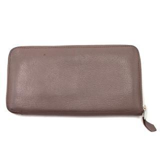 Hermes Soft Leather Long Wallet