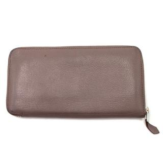 Hermes Soft Leather Long Wallet