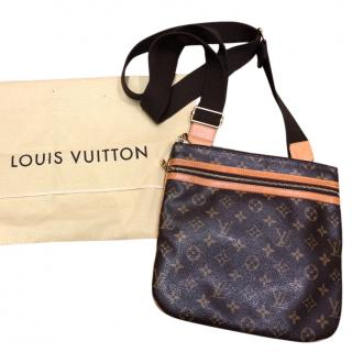 Louis Vuitton Monogram Canvas Crossbody Bag