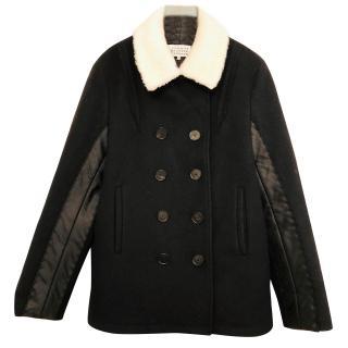 Maison Martin Margiela Men's Wool Coat