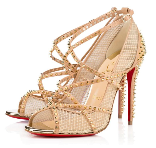 206899af78f4 Christian Louboutin Alarc 100 Sandals