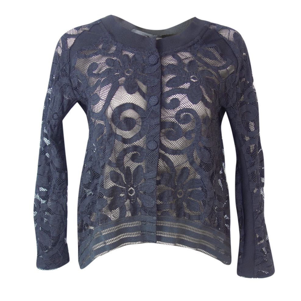 High by Claire Campbell Lace Jacket