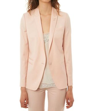The Kooples Light Pink Blazer