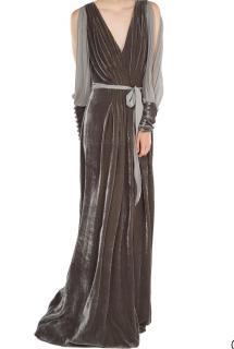 Ghost Nouveau Jazmine Dress In Grey