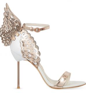 Sophia Webster Evangeline winged heeled sandals