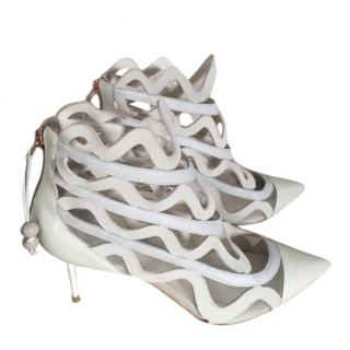 Sophia Webster Lunar Rock Caged Sandals