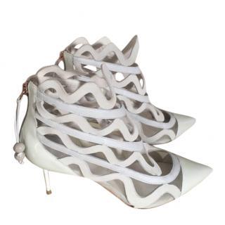 Sophia Webster Lunar Rock Caged Sandals