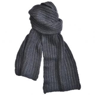 Marni alpaca wool blend scarf