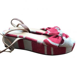 Castaner platform sandals
