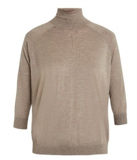 Brunello Cucinelli Cashmere High Neck Sweater
