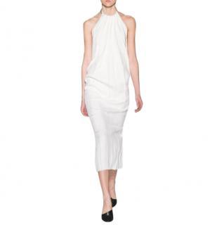 Victoria Beckham Runway Chain Dress