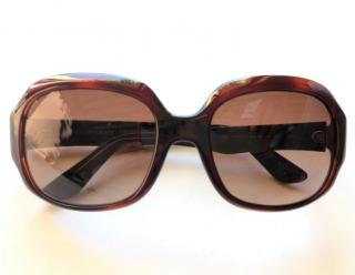 Emilio Pucci EP603S tortoise sunglasses