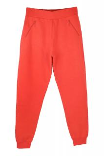 Christopher Kane red cotton sweatpants