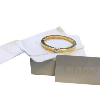 Chloe Pearl Darcey Bracelet