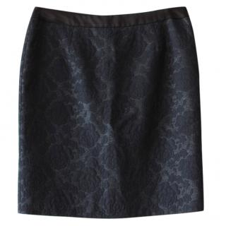 Dolce & Gabbana Brocade Pencil Skirt