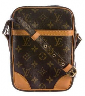 Louis Vuitton Monogram Danube Crossbody Bag