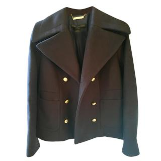 Marc by Marc Jacobs Navy blue double breasted jacket