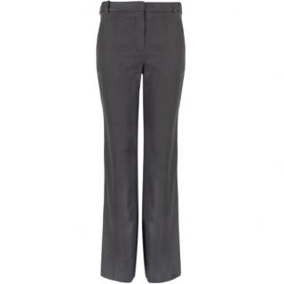 Stella McCartney Wool Tailored Straight Leg Pants