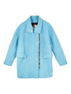 MSGM fleece wool blend oversized coat