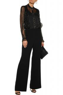 ZIMMERMANN cropped wide-leg pants trousers